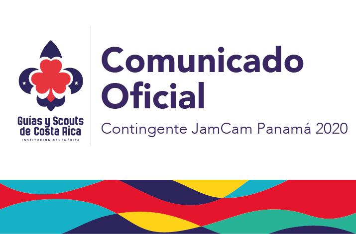 Contingente JamCam Panamá 2020