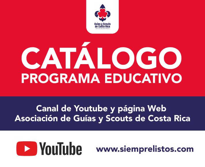 Catálogo de Programa Educativo